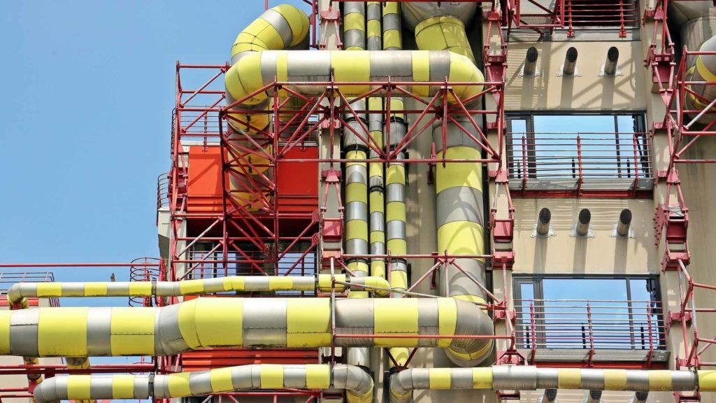 sgsa norme per la progettazione e la gestione di impianti industriali