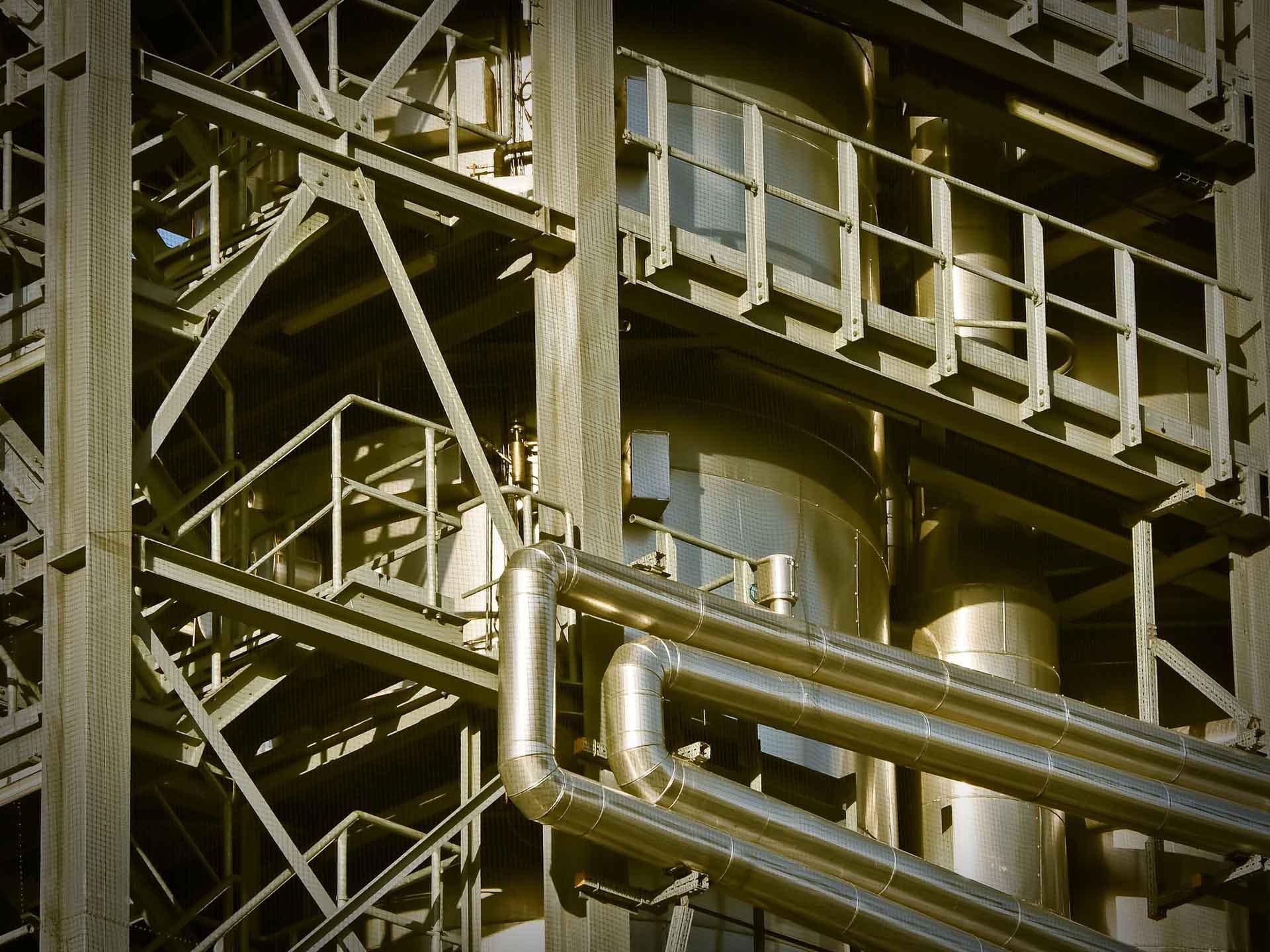 manutenzione straordinaria impianti industriali