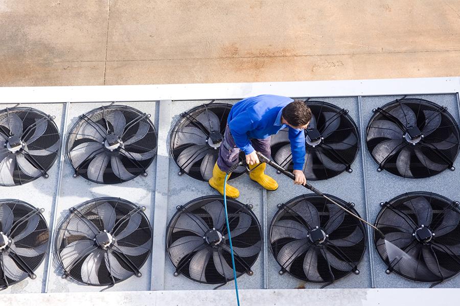 Sanificazione industriale e Pulizie Industriali phos sicurezza fornisce servizi per la sanificazione di impianti industriali